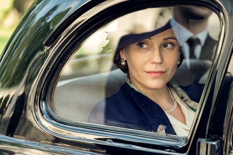 Atlantic Crossing Martha In The Car Cinenordjpg