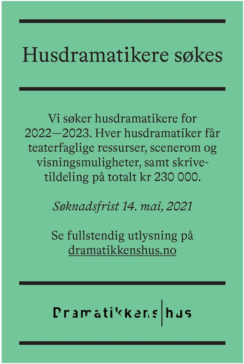 Drh Husdramatiker