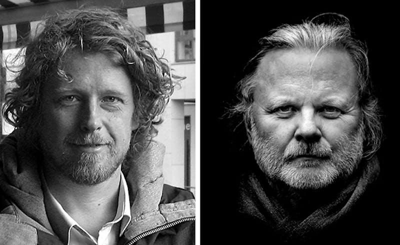 Fredrik Brattberg Jon Fosse