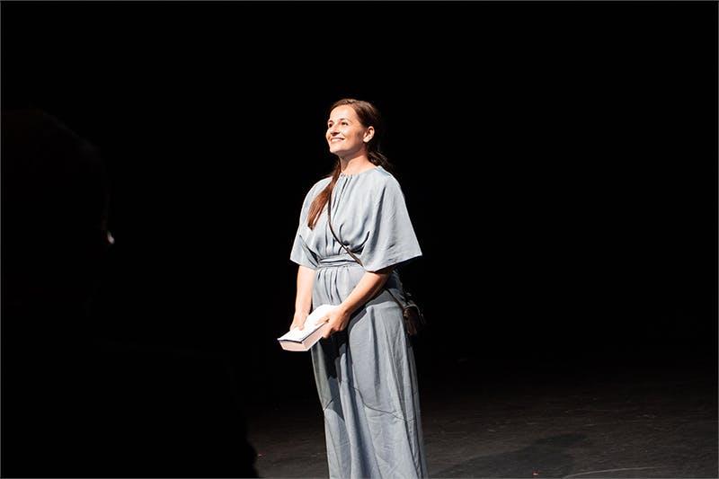 Idun Vik Foto Vera Lunde Bergen Dramatikk Festival Torsdag03
