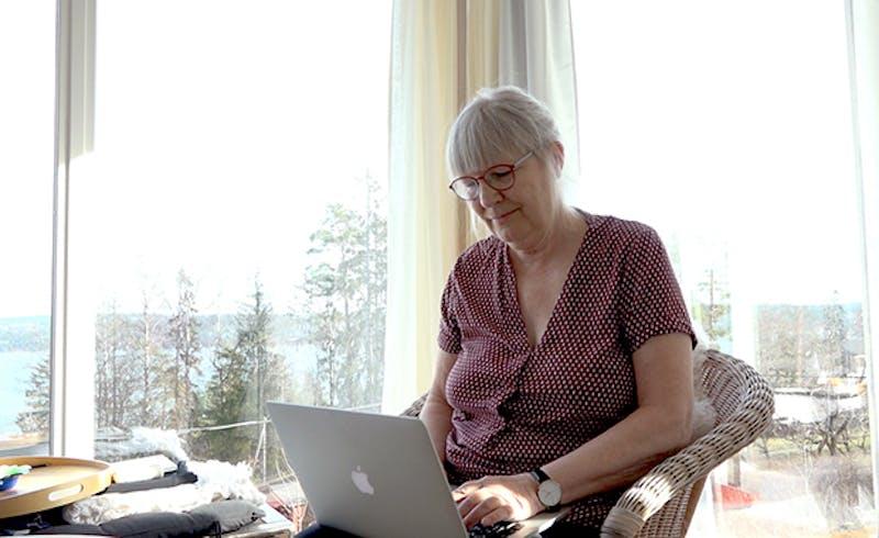 Ingeborg Eliassen Foto Elin Hassel Iversen