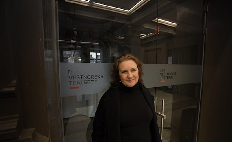 Solrun Toft Iversen Foto Det Vestnorske Teatret
