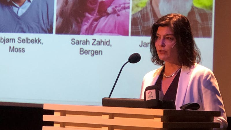 Ytringsfrihetskommisjonen bilde Foto Medietilsynet
