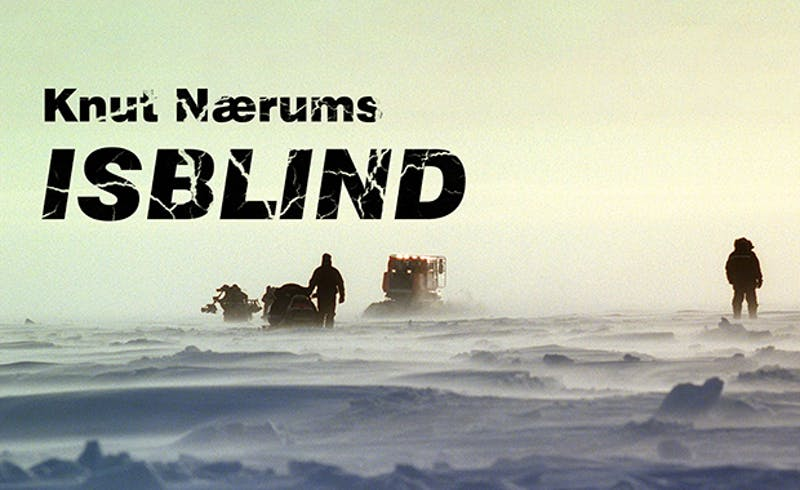 Isblind Plakat